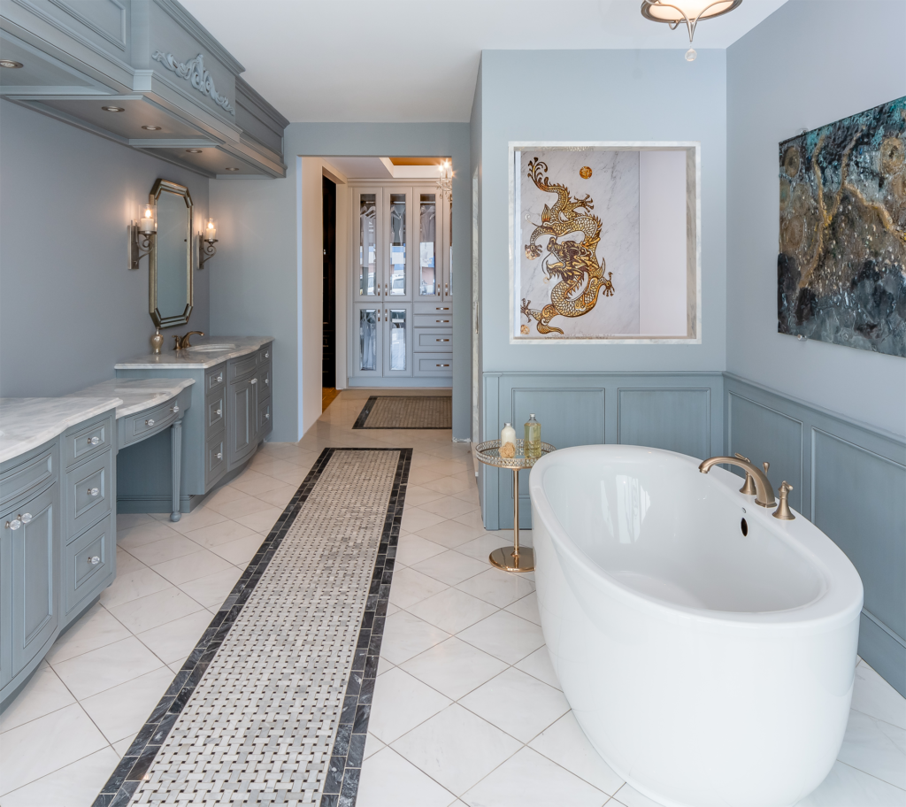 Gallery: Custom Bathroom