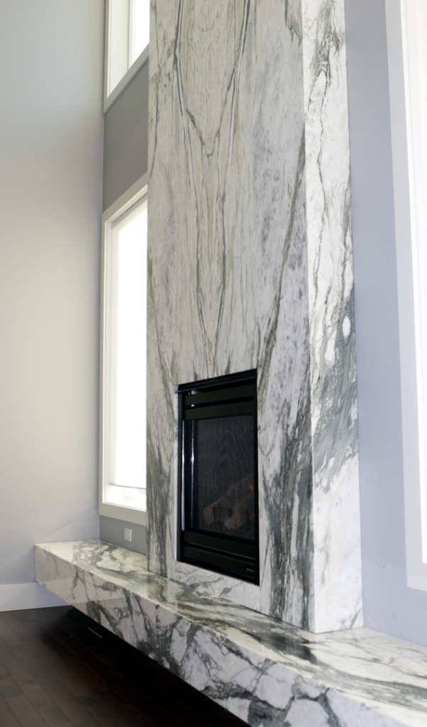 Gallery: Marble Fireplace
